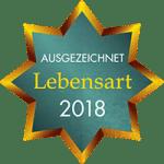 Auszeichnung Lebensart 2018