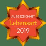 Auszeichnung Lebensart 2019