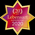Auszeichnung Lebensart 2020